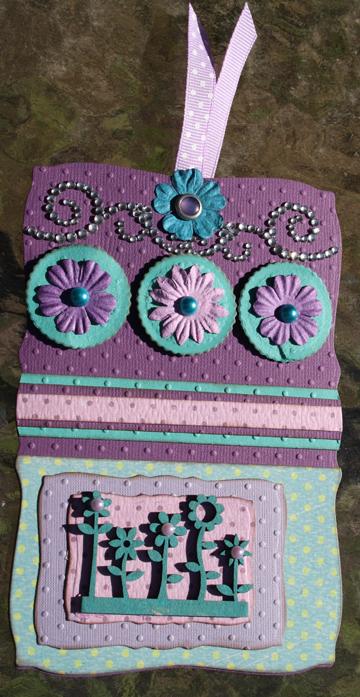 Tag created by CY Designer Liz Weber